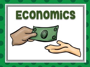 3rd Grade Economics Unit