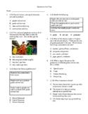 3rd Grade Economics Unit Test