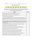 3rd Grade Egg-cellent Review