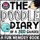 3rd Grade End of Year Activities | 3rd Grade End of the Year Memory Book