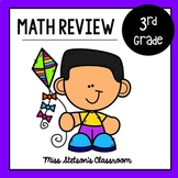 3rd Grade End of Year Review