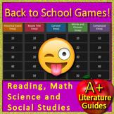 Last Week of School Activities and Games for 3rd Grade