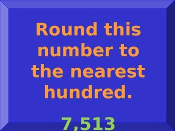 3rd Grade End of the Year Jeopardy Game (Common Core)