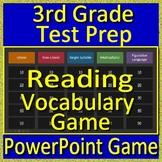 3rd Grade Test Prep Vocabulary Game