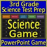 3rd Grade Test Prep Science Game