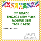 3rd Grade Engage New York Module 1 Task Cards