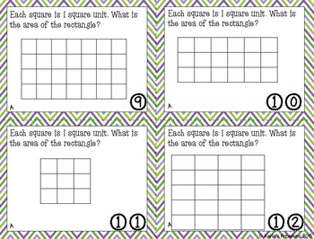 3rd Grade Engage New York Module 4 Task Cards