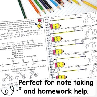 3rd Grade Engage New York Interactive Notebook BUNDLE