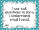 I Can Statements 3rd Grade ELA Posters | I Can & We Can - Kid Language