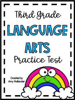 3rd Grade English/Language Arts ALL Standards Review (Common Core)