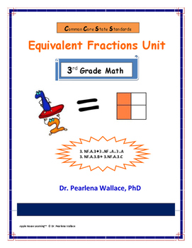 Equivalent Fractions: 3rd Grade Equivalent Fractions & Number Line Activities