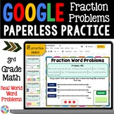 3rd Grade Equivalent Fractions & Comparing Fractions Word Problems Google Math