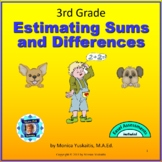 3rd Grade Estimating Sums and Differences Powerpoint Lesson