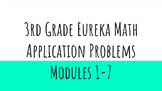 3rd Grade Eureka Math Application Problems