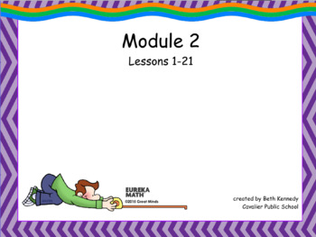 3rd Grade Eureka Math - Module 2 Bundle