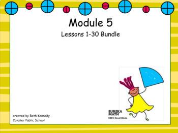 3rd Grade Eureka Math - Module 5 Bundle