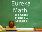 3rd Grade Eureka Module 1, Lesson 8 PowerPoint
