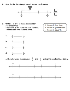 3rd Grade Everyday Math (2015) Unit 7 Study Guide/Pretest