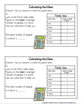 3rd Grade Everyday Math: Unit 10 Measurement &Data Review Study Guide