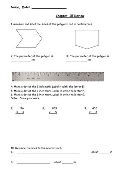 unit 10 review Everyday mathematics provides numerous methods for basic skills practice and review these include mental math routines, practice with fact triangles (flash cards of fact families), daily sets of review problems called math boxes, homework, timed tests and a wide variety of math games.