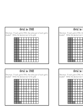 3rd Grade Everyday Math: Unit 5 Review Study Guide