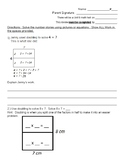 3rd Grade Math Operations Practice Problems