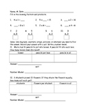 3rd Grade Everyday Math Unit 7 Review - Same Format as Test