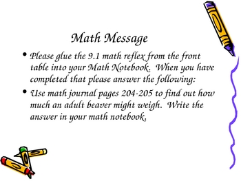 3rd Grade Everyday Math Unit 9 Lessons.1,4,5,6,7,8,9,11,12,13