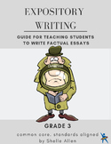 Informational Expository Writing Manual-3rd grade -Common