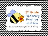 3rd Grade Expository STAAR Practice