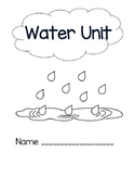 3rd Grade FOSS Water Unit Packet