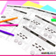 3rd Grade FRACTION Exit Slips * Exit Tickets