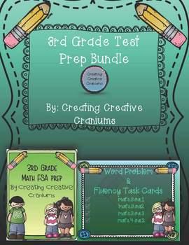 3rd Grade FSA Math Prep Bundle