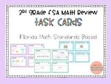 3rd Grade FSA Math Review Task Cards