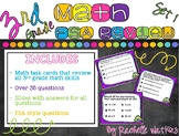 3rd Grade FSA Math Review for all Common Core Standards Set 1