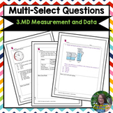 3rd Grade Measurement and Data Test Prep