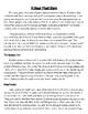 3rd Grade FSA Reading Practice - 3.RI.1.1