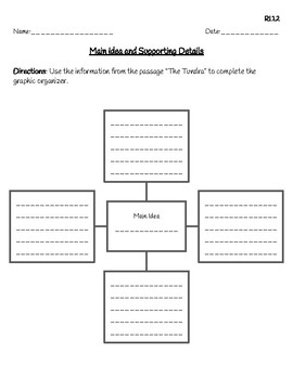 3rd Grade FSA Reading Practice - 3.RI.1.2