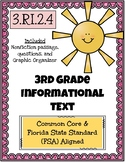 3rd Grade FSA Informational Text - 3.RI.2.4