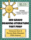 3rd Grade FSA Reading Practice - 3.RL.2.5