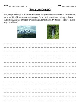 3rd Grade FSA Reading Practice - 3.RL.3.9