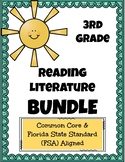 3rd Grade FSA Reading Practice Literature BUNDLE!