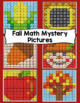 3rd Grade Fall Math Mystery Pictures