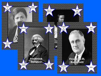 3rd Grade Famous Americans Unit (Historical Figures)