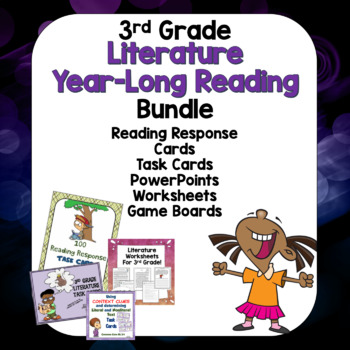 3rd Grade Fiction Bundle
