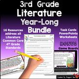 3rd Grade Fiction Bundle