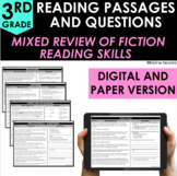 3rd Grade Fiction Reading Comprehension - Google Classroom