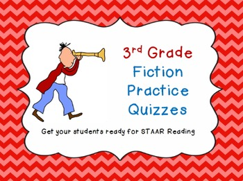3rd Grade Fiction STAAR Practice