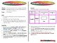3rd Grade File Folder Math Games
