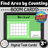 3rd Grade Find Area by Counting Unit Squares | CCSS 3.MD.C